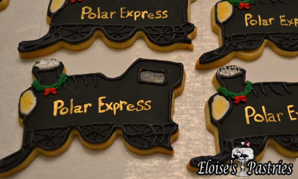 Polar Express Cookies