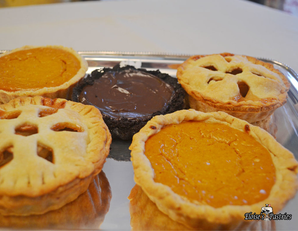 Pies, Pies, and Pies! -