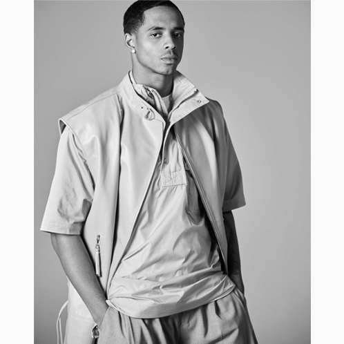 CORDELL BROADUS  PHOTOGRAPHS Kevin Sinclair  FASHION EDITOR Paul Fredrick