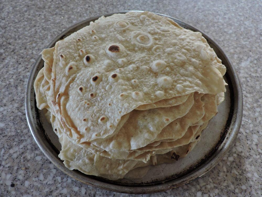 Beneath the Crust: Homemade Tortillas