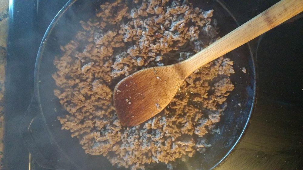 cook until brown
