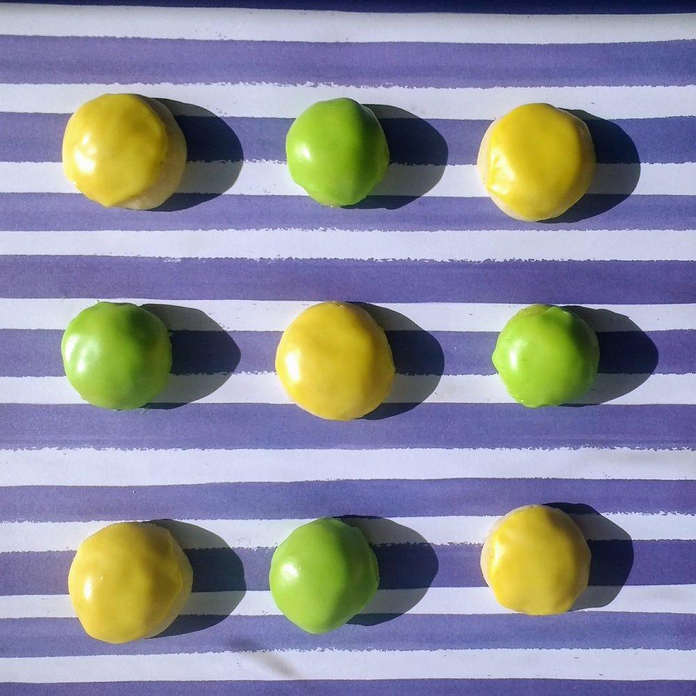 Beneath the Crust: Lemon & Lime Drop