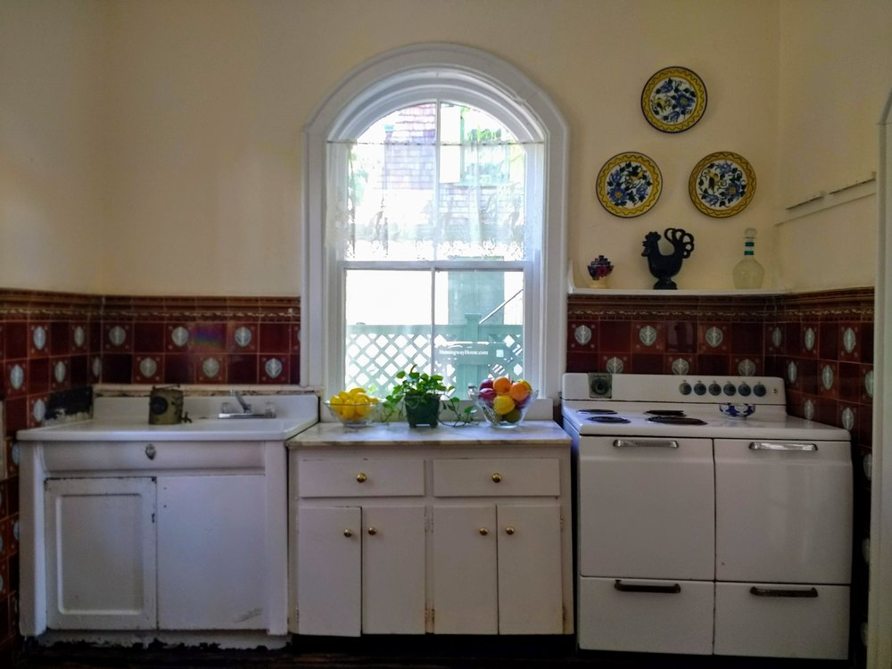 What would it be like to host a party from a kitchen like this?