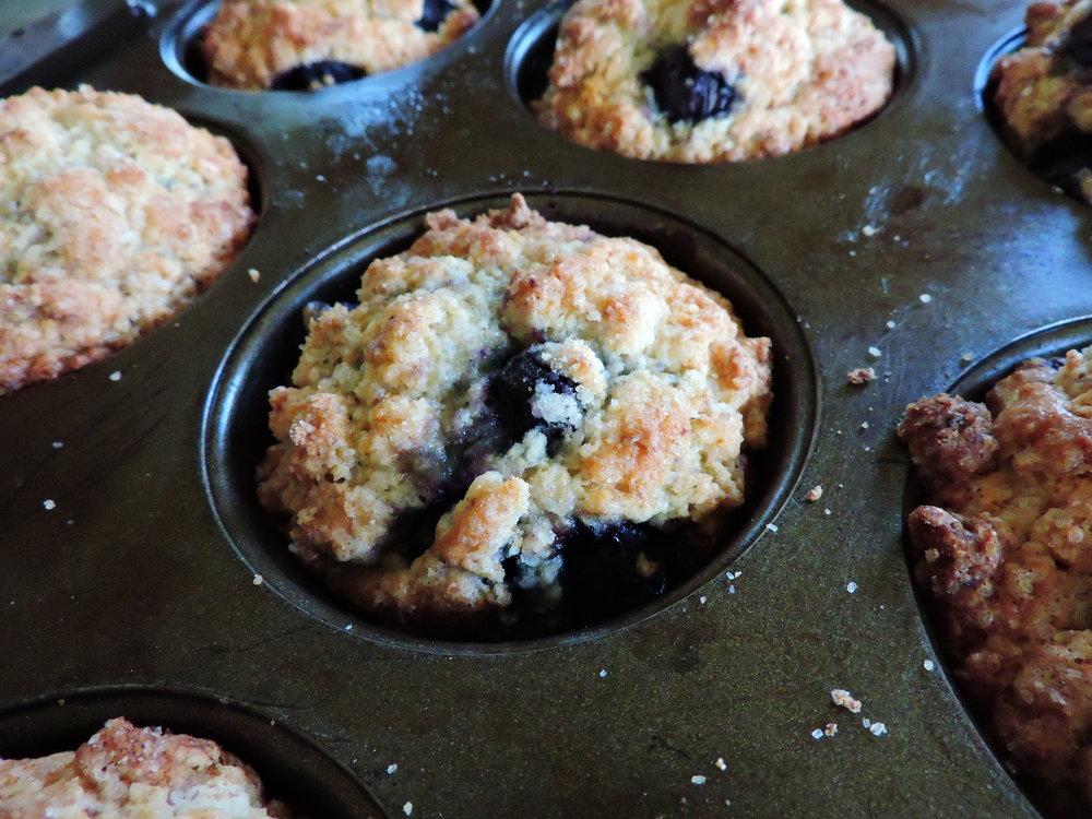 beneaththecrust.blueberrymuffins