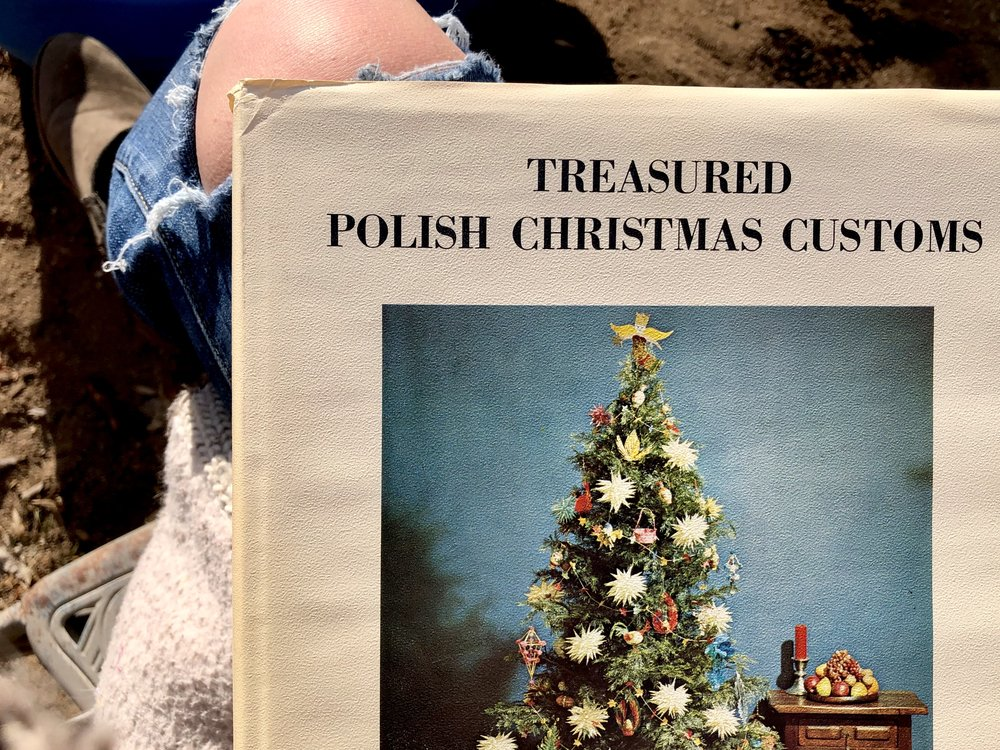 Beneath the Crust: discovering the season of advent through my Polish past