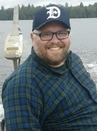 """""""I'm an avid hunter and a borderline obsessive fisherman. I am a meat-eater for sure, but I absolutely love the flavor of the Brimson Bangers and the balance they bring to my diet.""""   Dave Adams, Special Education Teacher & Soul Singer"""