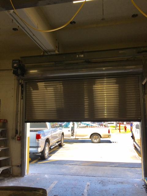 Rolling Steel Fire Rated Doors U2014 Industrial Door Solution Fire Rated  Rolling Steel Doors