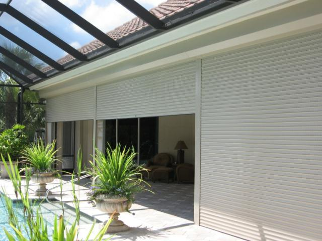 Residential Roll up Shutter