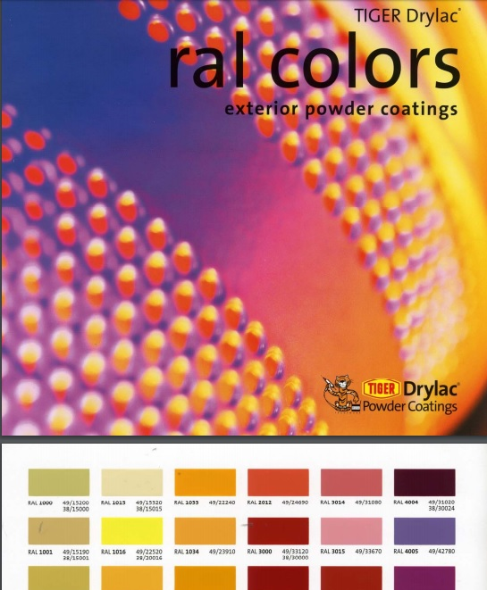 Download Color Chart   here