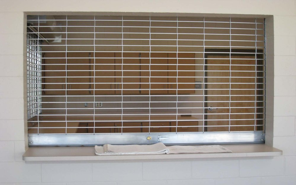 Counter Shutter Grille