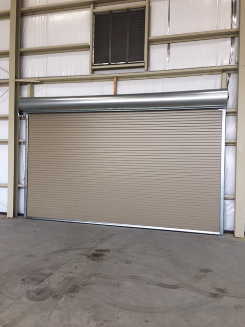 Rolling Door insulated