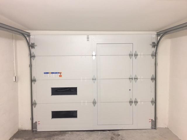 Door In Garage Door
