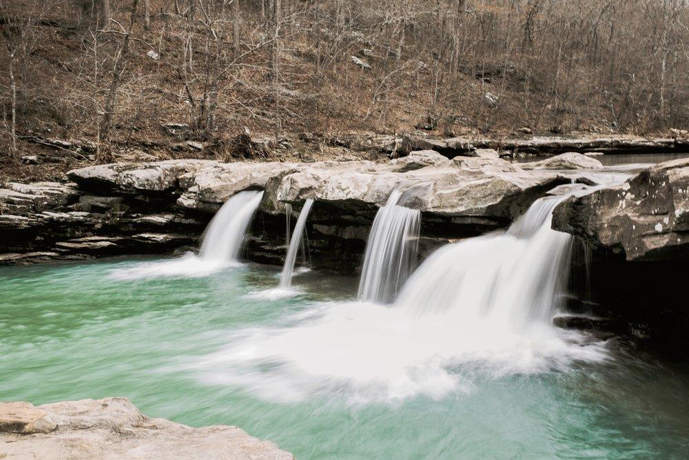 Kings River Falls