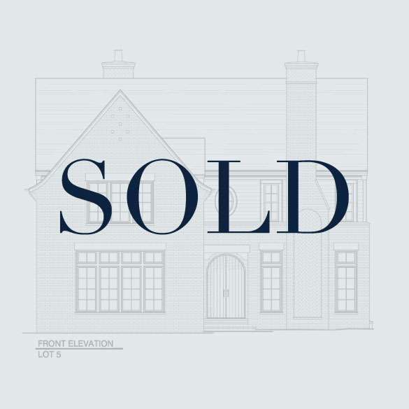 SOLD Lot 5: 3822 Chamblee Dunwoody Road  5 Bedrooms, 5.5 Bathrooms 4,489 Finished, 2,053 Unfinished SF
