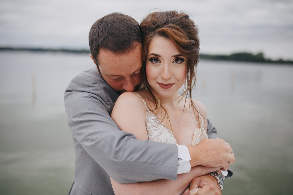THE WEDDING EXPERIENCE. - The time spent alone for wedding portraits is the only moments you'll have with just your partner on your wedding day. I'm here to make them magical. You'll kiss, you'll snuggle, you'll giggle, and hopefully, you'll fall a little more in love.