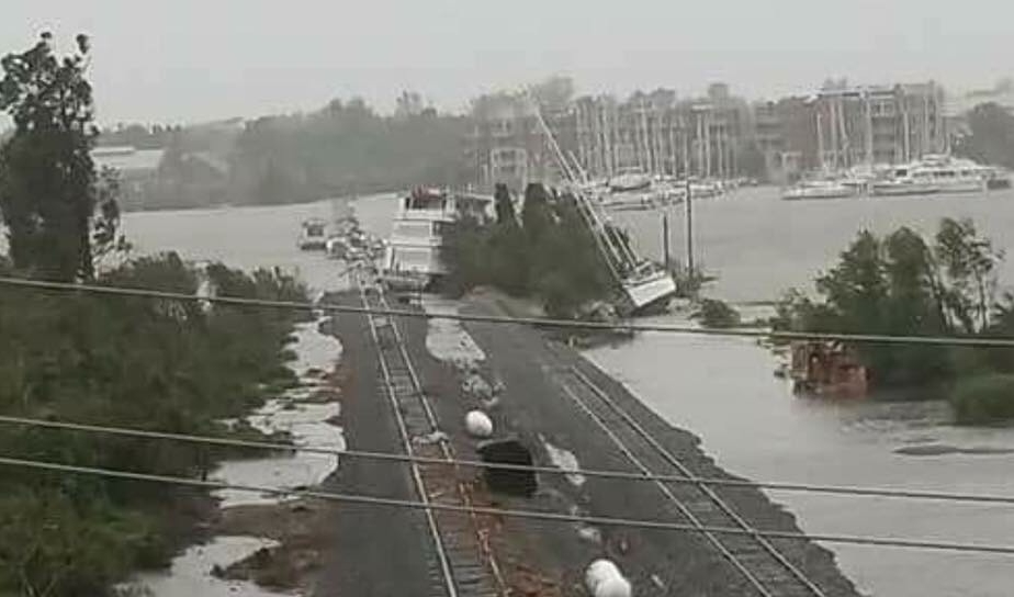 New Bern, NC - Sept 2018 - Hurricane Florence