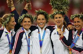 """""""I am a member of a team, and I rely on the team, I defer to it and sacrifice for it, because the team, not the individual, is the ultimate champion."""" –Mia Hamm"""