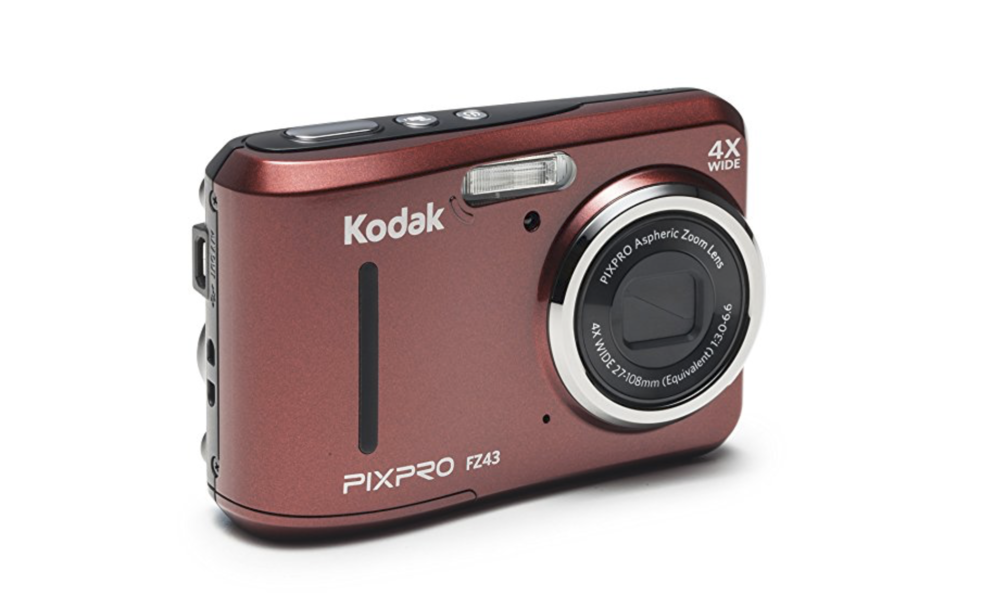 kodak pixpro red camera
