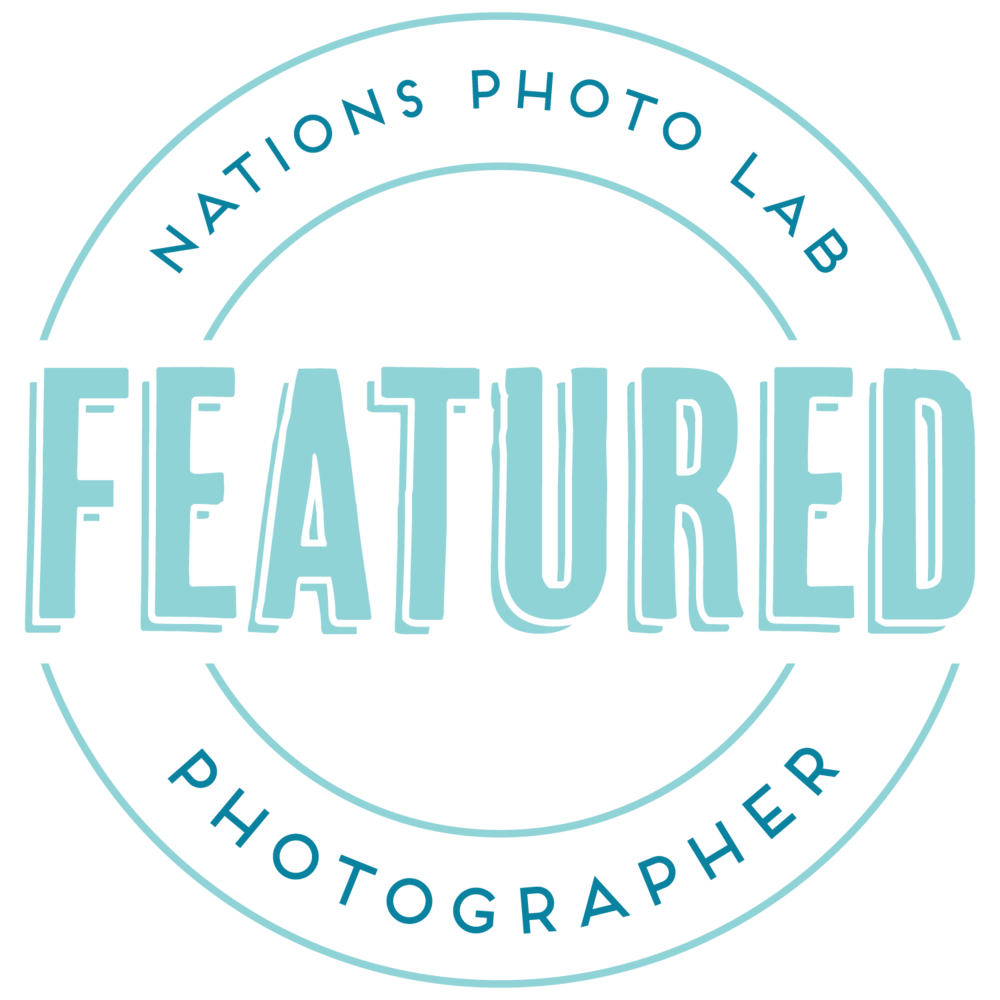 Lifestyle Newborn & Family Photographer, Photo Lab Featured Photographer