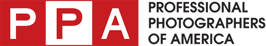 Lifestyle Newborn & Family Photographer, Professional Photographers of America Logo
