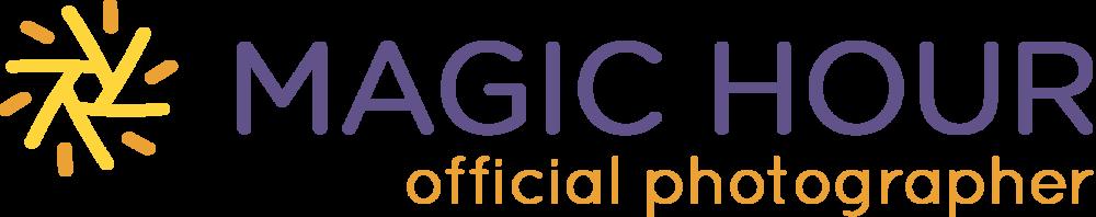 Lifestyle Newborn & Family Photographer, Magic Hour Photographer Logo
