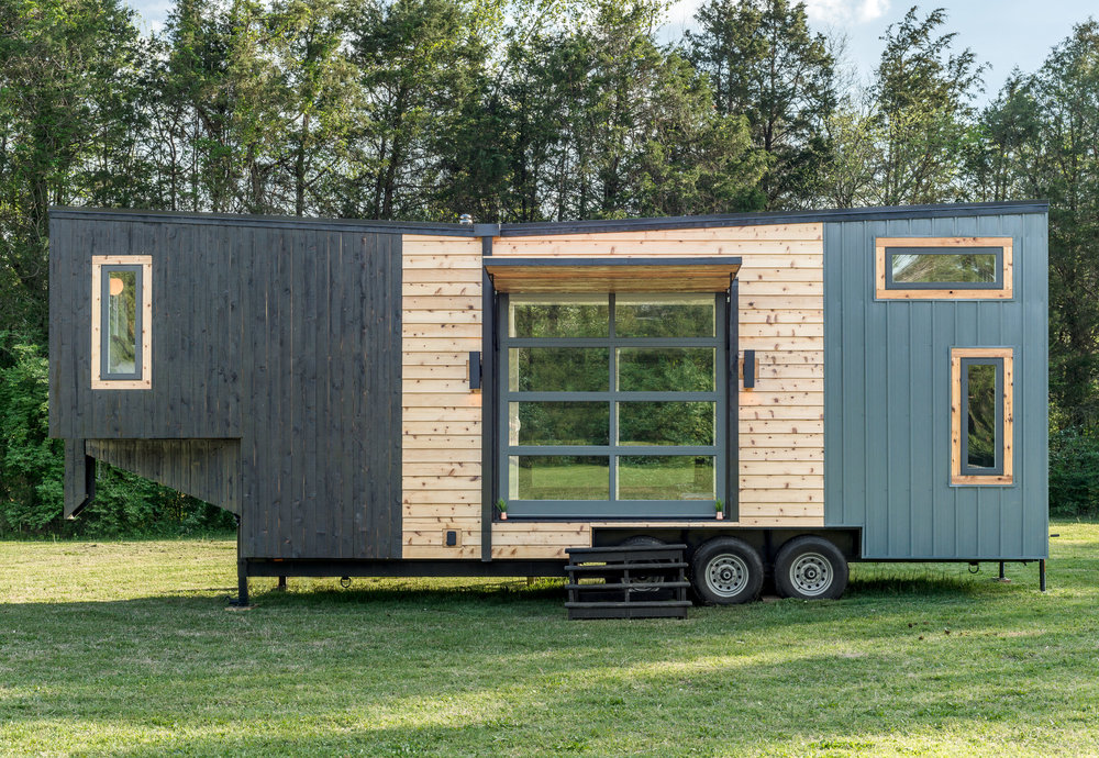 Escher Tiny House New Frontier Tiny Homes