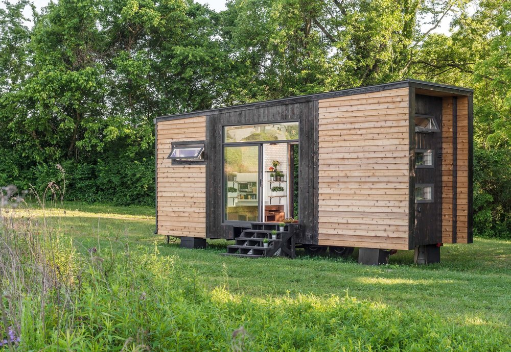 Alpha Tiny House New Frontier Tiny Homes