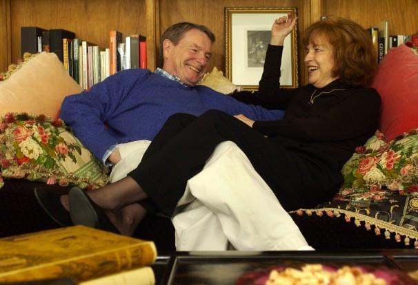Story Tellers - Jim Lehrer & Kate Lehrer