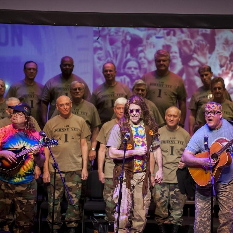 Vietnam War  - West Point Alumni Glee ClubPhoto Credit: Rod Lamkey