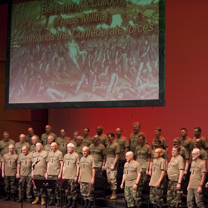 Civil War - West Point Alumni Glee ClubPhoto Credit: Rod Lamkey