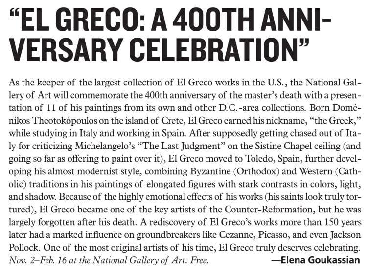 https://www.washingtoncitypaper.com/arts/article/13046059/el-greco-a-400th-anniversary-celebration-nov-2feb-16-at