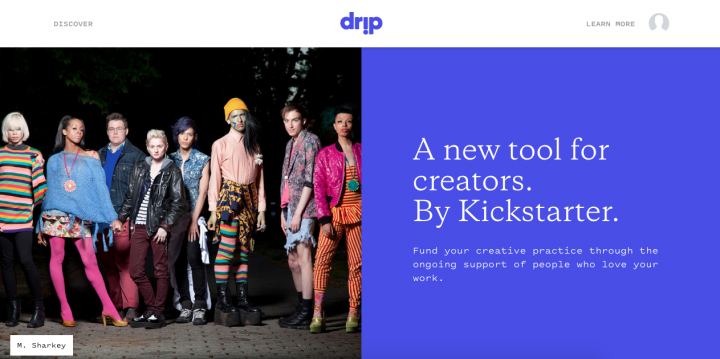 https://hyperallergic.com/411949/kickstarter-launches-drip-a-service-for-subscribing-to-artists-projects/