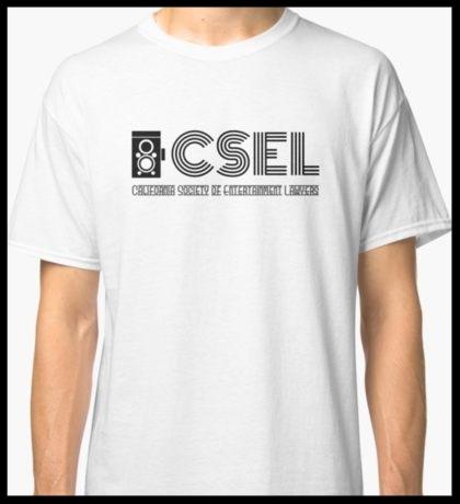 Classic T-Shirt (Black Logo)