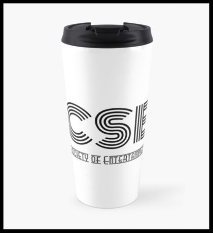 Travel Mug (Horizontal Logo)