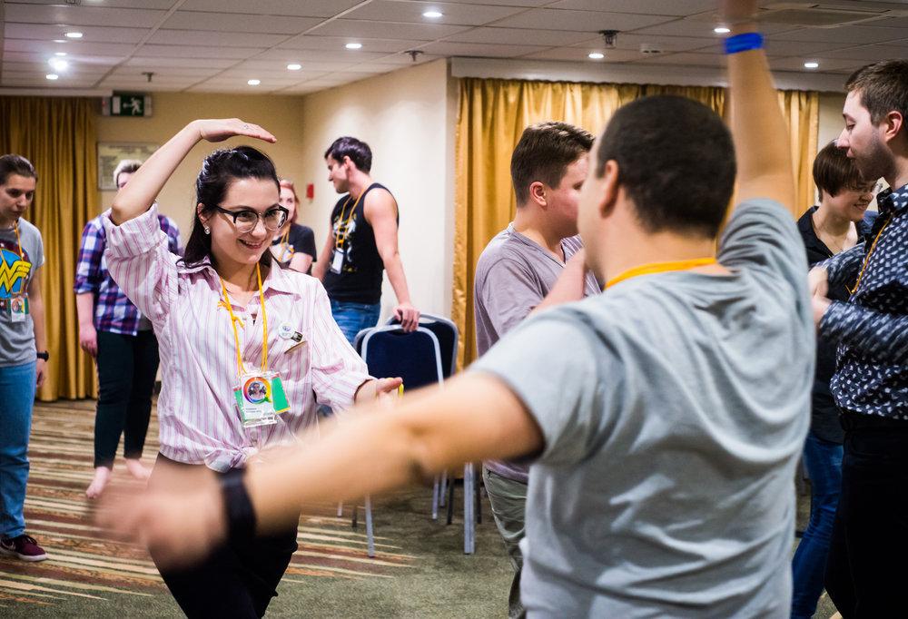 Телаборатория стартует на Форуме ЛГБТ-активистов (день 1). Ноябрь 2017. Фото Российской ЛГБТ-сети.