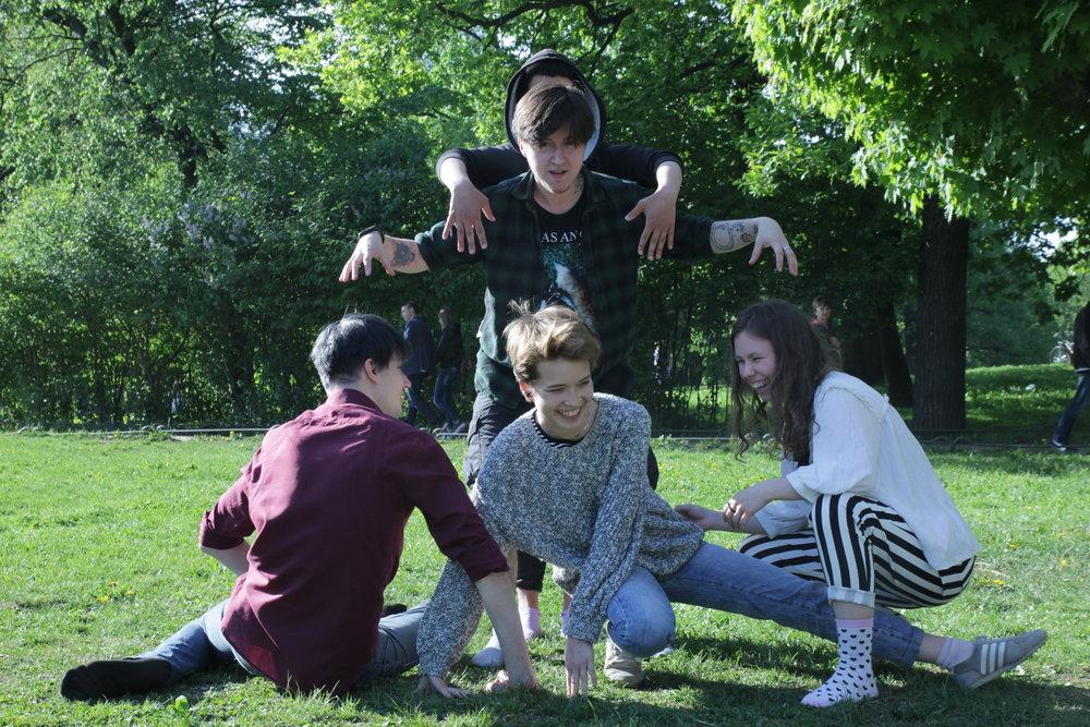 "Пикник ""Телаборатории"". Петербург. Май 2018. Фото: Джесси Оливер"