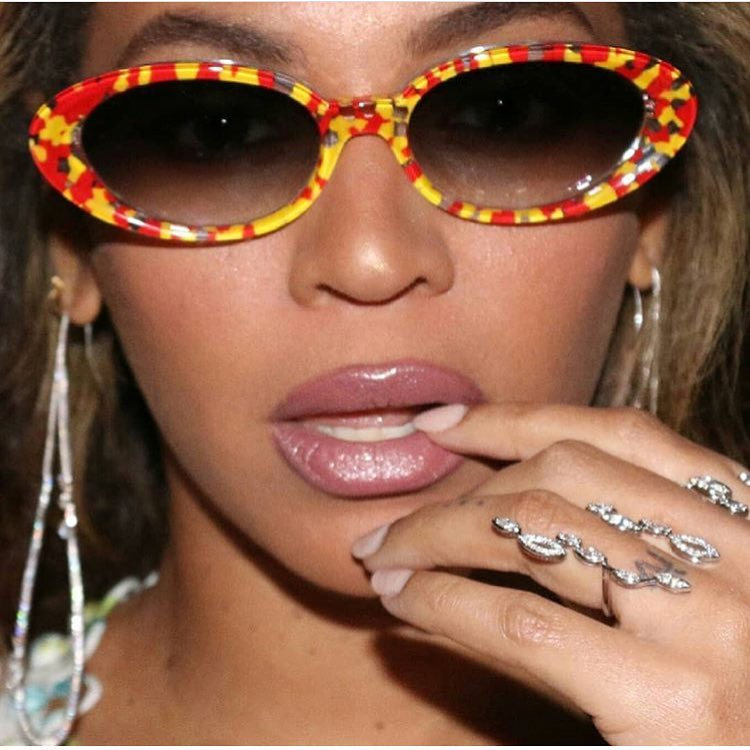 Beyoncé • Vine Multi-Finger Ring