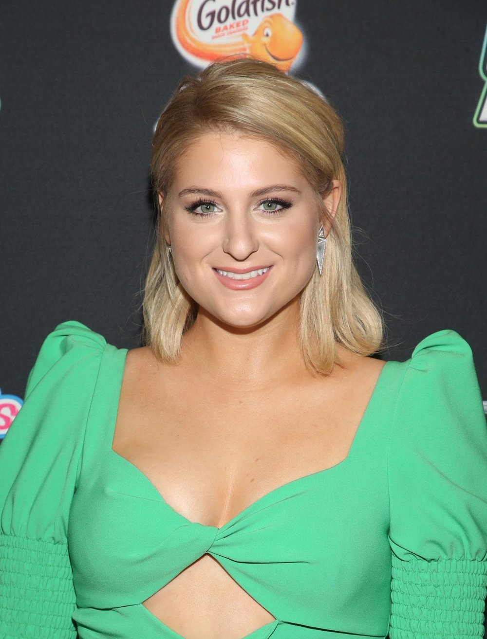 Meghan Trainor • Iris Earrings