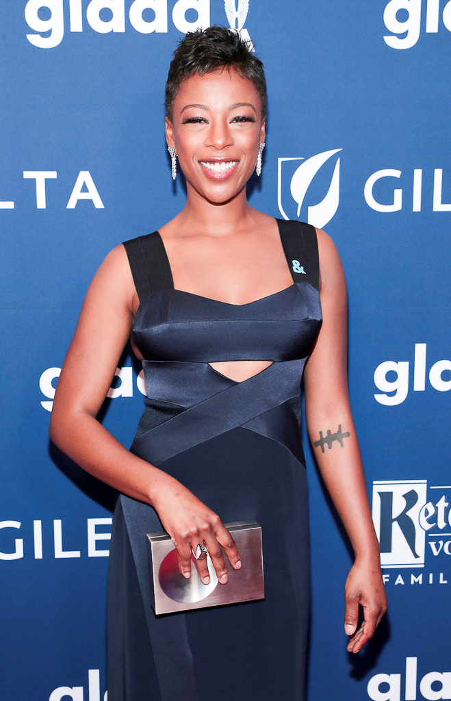 Samira Wiley • Avant Earrings