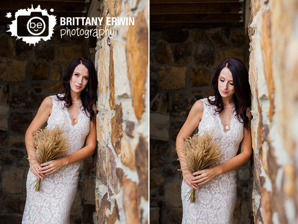 Bride-lace-dress-Indy-elopement-photographer-grass-bouquet-antique-necklace.jpg