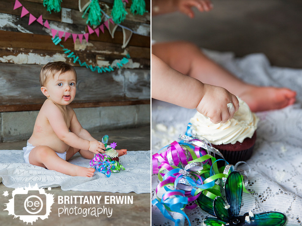 Indianapolis-studio-photographer-first-birthday-cake-smash-cupcake-icing-dragonfly.jpg