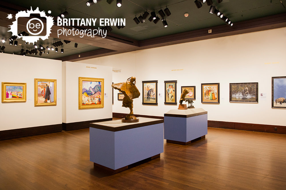 Indianapolis art museum event photographer gallery