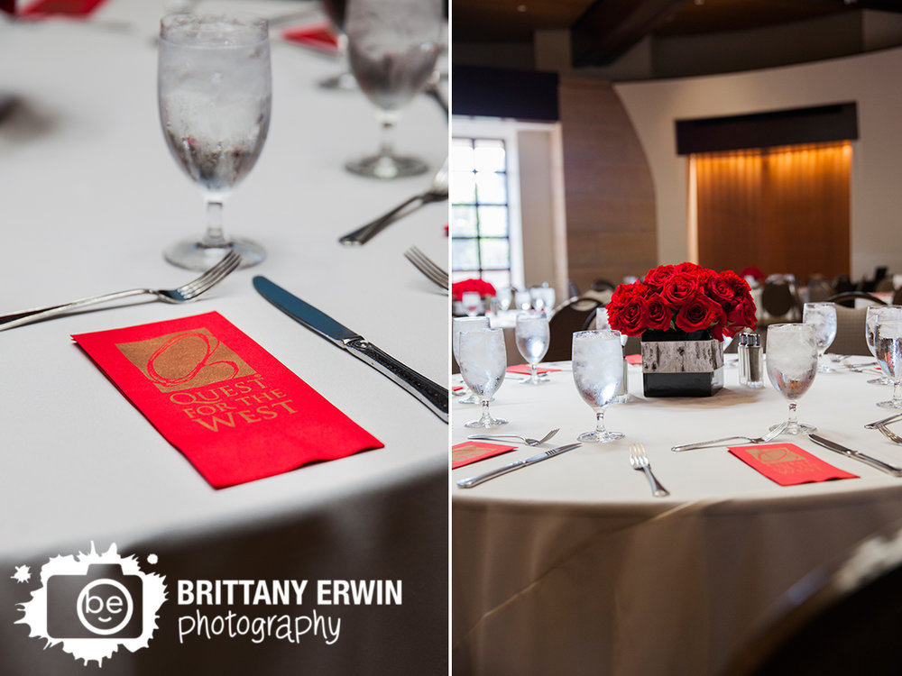 Indianapolis-event-photographer-rose-centerpiece-custom-napkin-place-setting-Eiteljorg-Museum-venue.jpg