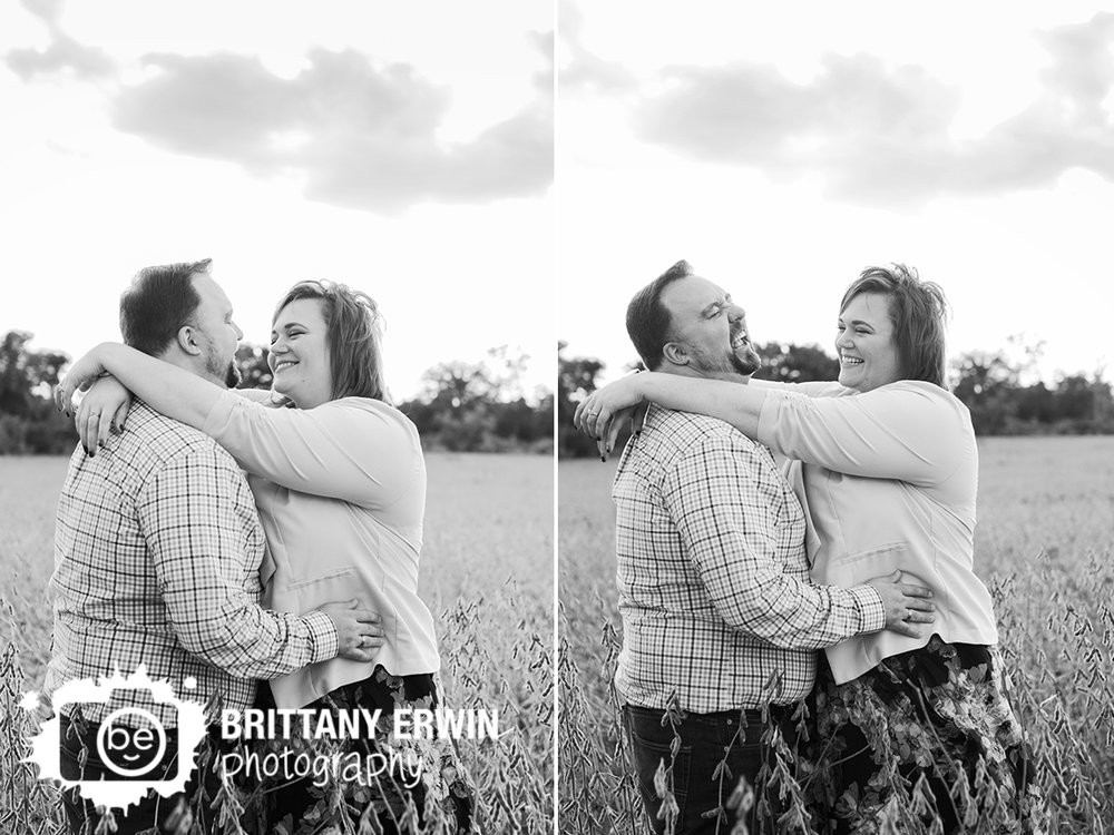 Indianapolis-engagement-portrait-photographer-silly-couple-outside-sunset-fall.jpg