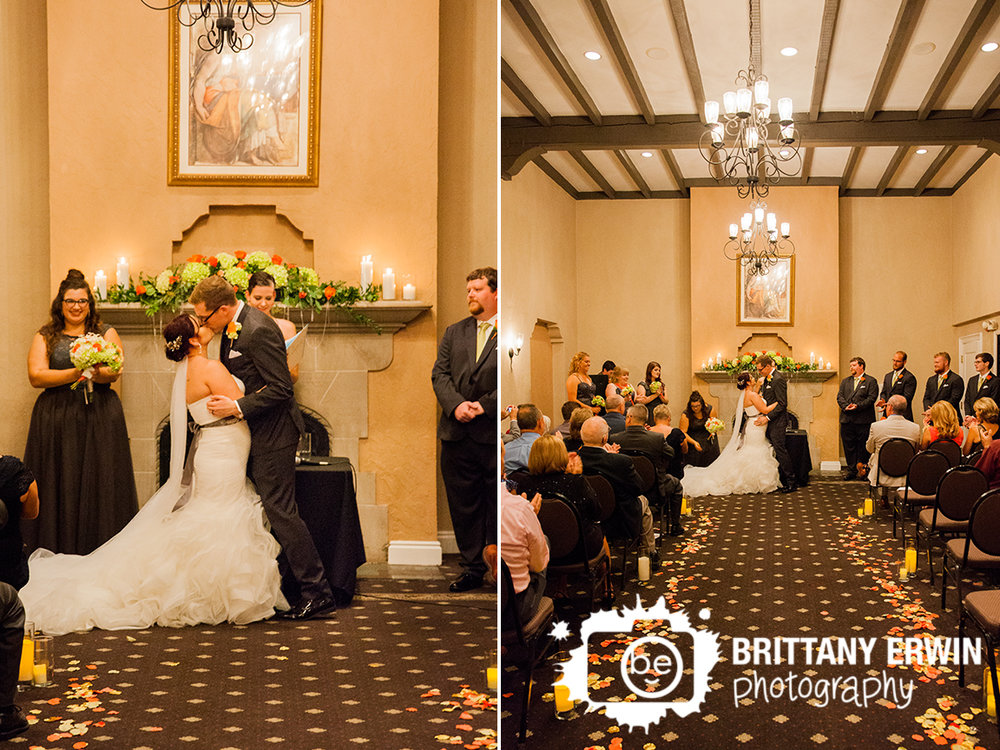 Indianapolis-wedding-ceremony-photographer-first-kiss-Hillcrest-Country-Club.jpg