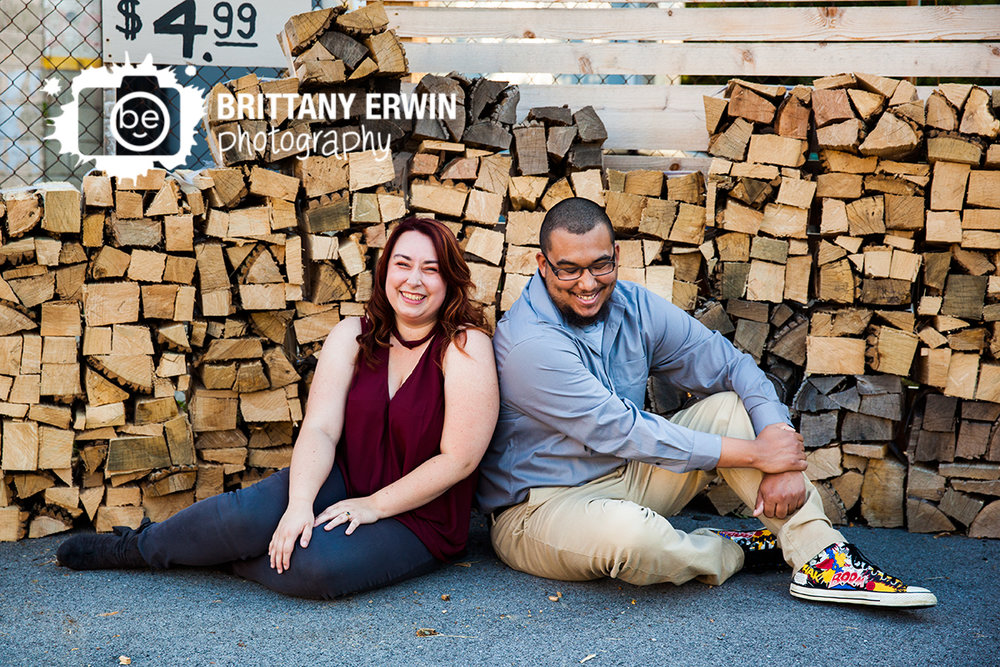 Fountain-Square-Indiana-engagement-portrait-photographer-couple-firewood-wall-Brittany-Erwin-Photography.jpg