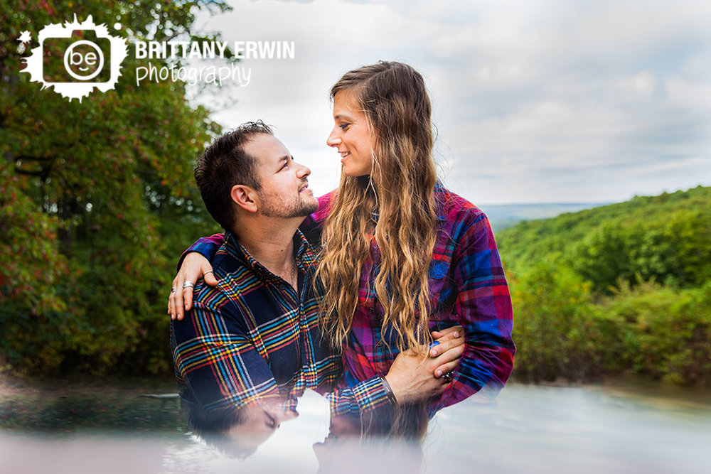 Brown-County-Indiana-anniversary-portrait-session-couple-reflection-Brittany-Erwin-Photography.jpg