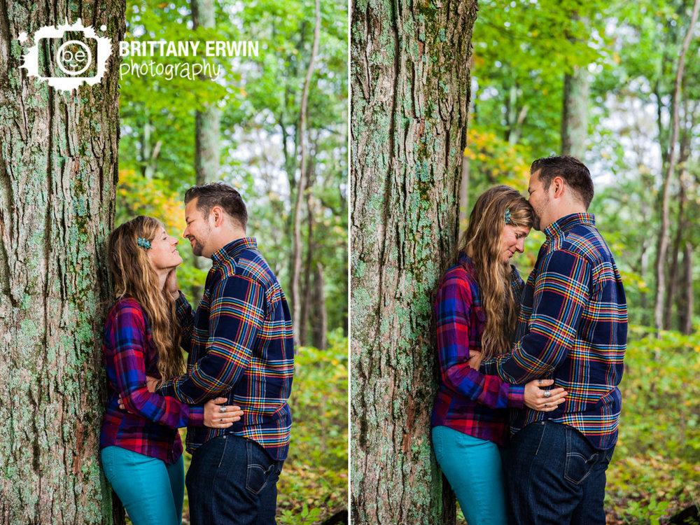 Brown-County-Nashville-Indiana-anniversary-portrait-photographer-forehead-kiss-Brittany-Erwin-Photography.jpg