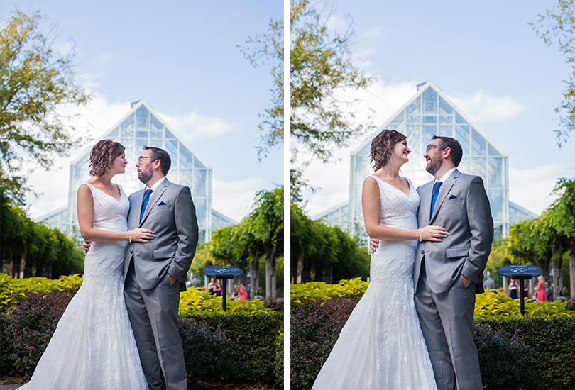Indianapolis Zoo wedding - WeddingDay Online -