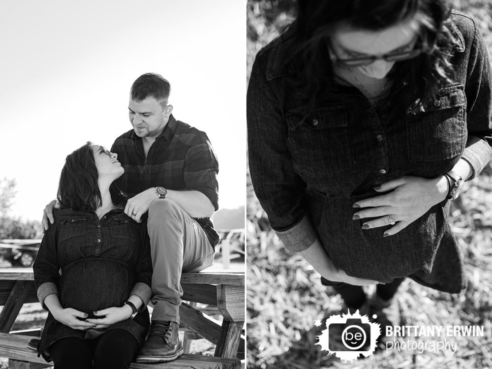 Pleasant-View-Orchard-maternity-portrait-photographer-couple-on-picnic-table-Brittany-Erwin-photographer.jpg